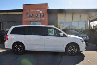 Used 2017 Dodge Grand Caravan SXT Premium Plus for sale in Vaudreuil-Dorion, QC