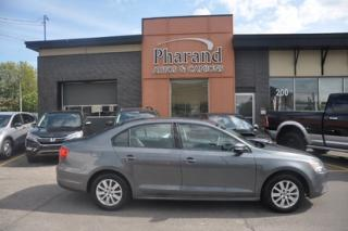 Used 2014 Volkswagen Jetta Comfortline manuelle for sale in Vaudreuil-Dorion, QC