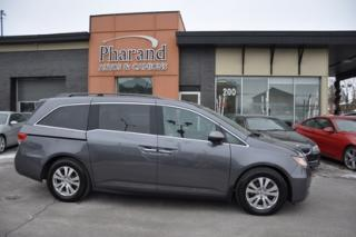 Used 2016 Honda Odyssey EX-L for sale in Vaudreuil-Dorion, QC