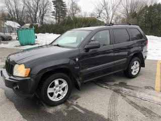 Used 2005 Jeep Grand Cherokee 4dr LAREDO for sale in Terrebonne, QC