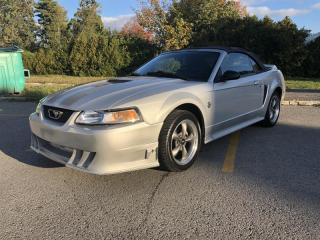 Used 1999 Ford Mustang 2Dr Convertible for sale in Terrebonne, QC
