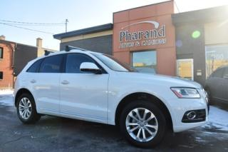 Used 2017 Audi Q5 2,0t progressiv for sale in Vaudreuil-Dorion, QC