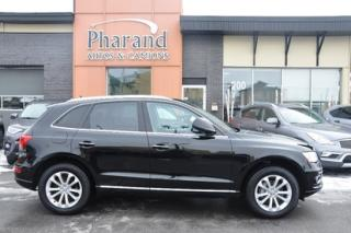 Used 2016 Audi Q5 2,0t progressiv for sale in Vaudreuil-Dorion, QC