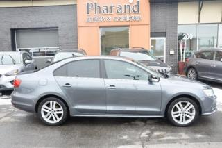 Used 2015 Volkswagen Jetta HIGHLINE for sale in Vaudreuil-Dorion, QC