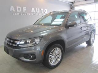 Used 2014 Volkswagen Tiguan 2.0 TSI 4MOTION SPECIAL EDITION for sale in Longueuil, QC