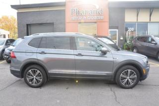 Used 2018 Volkswagen Tiguan Highline for sale in Vaudreuil-Dorion, QC
