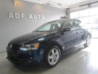 Used 2014 Volkswagen Jetta 4dr 2.0 TDI DSG TOIT OUVRANT for sale in Longueuil, QC