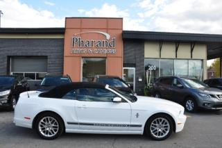 Used 2014 Ford Mustang Premium v6 automatique convertible for sale in Vaudreuil-Dorion, QC