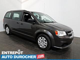 Used 2015 Dodge Grand Caravan Canada Value Pack Automatique - A/C - 7 Passagers for sale in Laval, QC