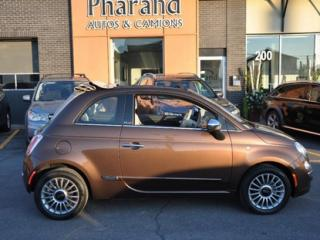 Used 2012 Fiat 500 Sport for sale in Vaudreuil-Dorion, QC