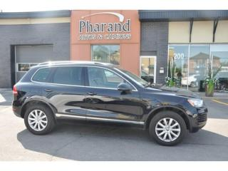 Used 2014 Volkswagen Touareg 3.6l highline awd navigation full equiped for sale in Vaudreuil-Dorion, QC