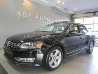 Used 2015 Volkswagen Passat 4dr Sdn 2.0 TDI Comfortline for sale in Longueuil, QC