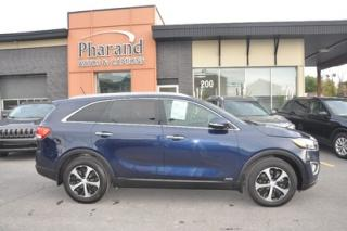 Used 2016 Kia Sorento *****2 l turbo cuir toit ouvrant ***** for sale in Vaudreuil-Dorion, QC