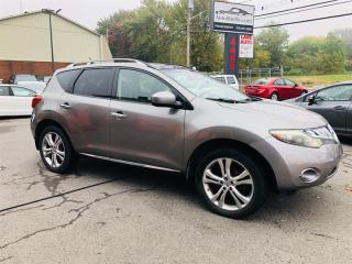 Used 2009 Nissan Murano AWD-Air-Bluetooth-Cuir-Toit-Siége Chauffant for sale in Laval, QC