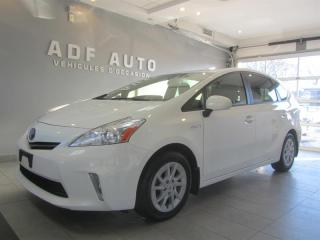 Used 2014 Toyota Prius V HYBRID CAMÉRA DE RECUL for sale in Longueuil, QC