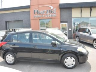 Used 2009 Nissan Versa 1,8 for sale in Vaudreuil-Dorion, QC