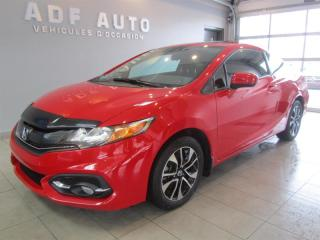 Used 2014 Honda Civic EX TOIT OUVRANT CAMERA DE RECUL for sale in Longueuil, QC