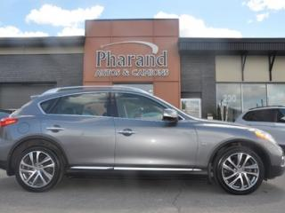Used 2016 Infiniti QX50 Qx50 awd navi camera 360 full equiped for sale in Vaudreuil-Dorion, QC