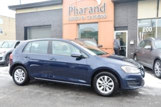Used 2017 Volkswagen Golf Comfortline automatique camera bancs chauffant for sale in Vaudreuil-Dorion, QC