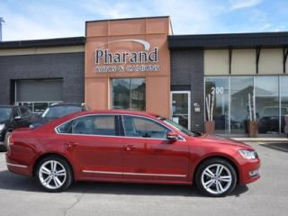 Used 2015 Volkswagen Passat HIGHLINE for sale in Vaudreuil-Dorion, QC