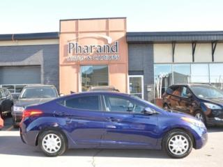 Used 2012 Hyundai Elantra GL for sale in Vaudreuil-Dorion, QC