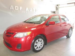 Used 2011 Toyota Corolla LE for sale in Longueuil, QC