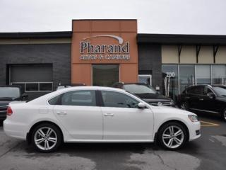 Used 2013 Volkswagen Passat COMFORTLINE for sale in Vaudreuil-Dorion, QC