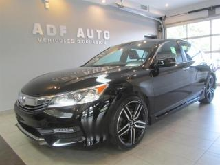 Used 2016 Honda Accord SPORT TOIT OUVRANT for sale in Longueuil, QC