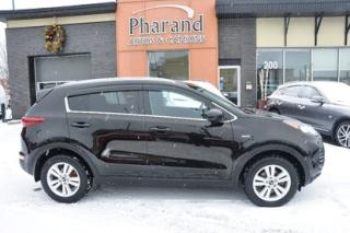 Used 2017 Kia Sportage LX AWD for sale in Vaudreuil-Dorion, QC
