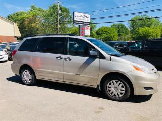 Used 2007 Toyota Sienna CE-7 Passagers-Air-Groupe Electrique for sale in Laval, QC