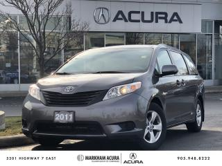 Used 2011 Toyota Sienna V6 6A for sale in Markham, ON