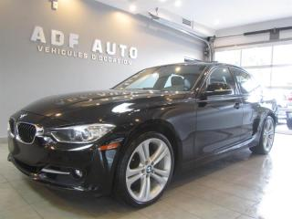 Used 2014 BMW 3 Series 328XI AWD SPORTLINE NAVIGATION for sale in Longueuil, QC