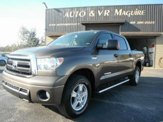 Used 2012 Toyota Tundra for sale in Ste-Marie, QC