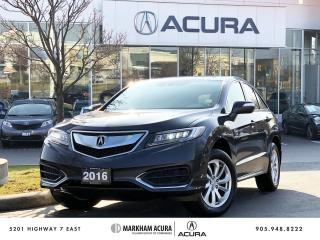 Used 2016 Acura RDX at for sale in Markham, ON