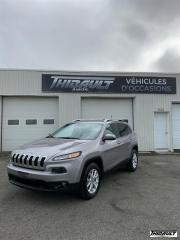 Used 2018 Jeep Cherokee NORTH 4X4 for sale in Amos, QC