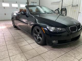 Used 2008 BMW 3 Series 2DR CABRIOLET 328I TRACTION ARRIERE for sale in Trois-Rivières, QC