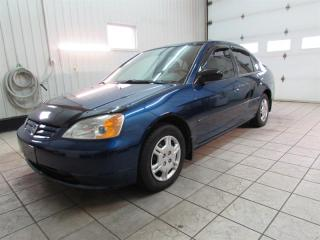 Used 2002 Honda Civic 4dr Sdn for sale in Trois-Rivières, QC