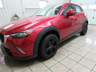 Used 2017 Mazda CX-3 AWD 4 DORS GS for sale in Trois-Rivières, QC