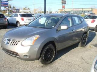 Used 2010 Nissan Rogue AWD for sale in Thetford Mines, QC