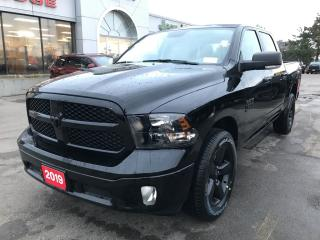 New 2019 RAM 1500 Classic SLT Crew 4x4 V6 Blackout for sale in Hamilton, ON