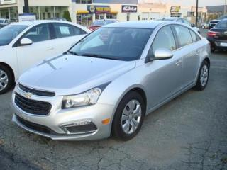 Used 2015 Chevrolet Cruze for sale in Thetford Mines, QC