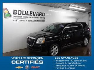 Used 2017 GMC Terrain AWD for sale in Rimouski, QC