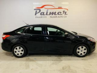 Used 2014 Ford Focus 4DR SDN S for sale in Lachine, QC