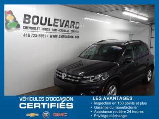 Used 2016 Volkswagen Tiguan Special Edition for sale in Rimouski, QC