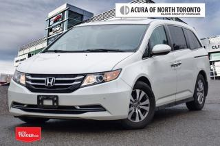 Used 2015 Honda Odyssey EX-L NAVI for sale in Thornhill, ON