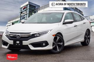 Used 2016 Honda Civic Sedan Touring CVT NO ACCIDENT| NEW BRAKES AND TIRE for sale in Thornhill, ON