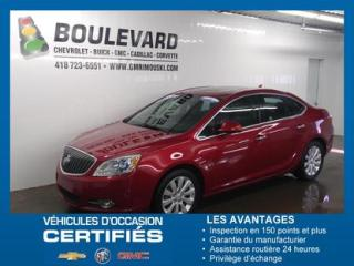 Used 2013 Buick Verano TOIT OUVRANT for sale in Rimouski, QC