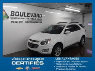 Used 2017 Chevrolet Equinox 1LT for sale in Rimouski, QC