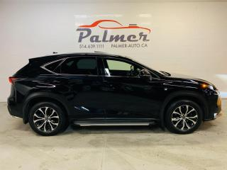 Used 2016 Lexus NX 200t Lexus NX 200t AWD 4dr for sale in Lachine, QC