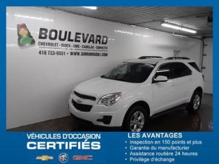 Used 2015 Chevrolet Equinox AWD LT/ TOIT OUVRANT for sale in Rimouski, QC